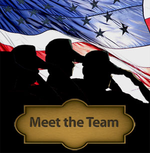 Meet the Stolen Valor Team!